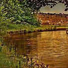 Canal turn by inkedsandra