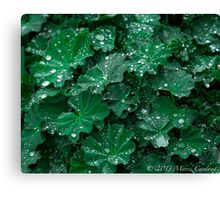 Green Earth Canvas Print