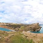 View From Warbarrow Tout by bubblebat