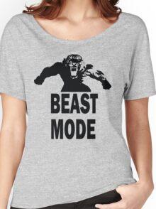 Beast Mode T-shirt Women's Relaxed Fit T-Shirt