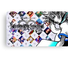 Roxas - Kingdom Hearts 2.5 Canvas Print