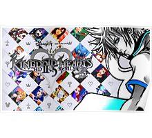 Roxas - Kingdom Hearts 2.5 Poster