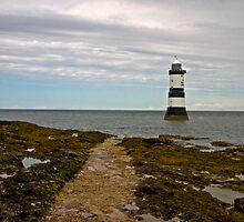 Penmon Point Lighthouse by HelenBeresford