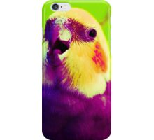Smokey the Cockatiel  iPhone Case/Skin