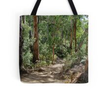 Newcomb Spur Track,Otway Ranges. Tote Bag