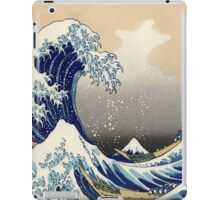 Great Wave iPad Case/Skin