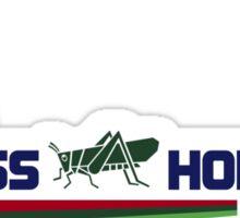 Team Grass Hopper Racing Sticker