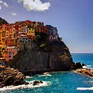 Manarola by Paul Tait