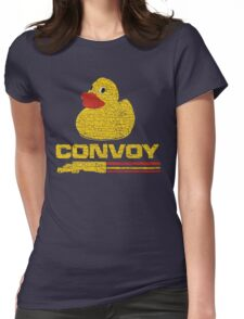 Vintage Convoy T-shirt Womens Fitted T-Shirt