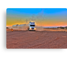 Driver Revive Canvas Print