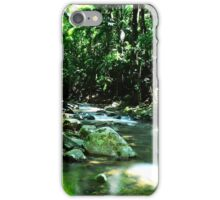 Mt Cougal National Park 2 iPhone Case/Skin