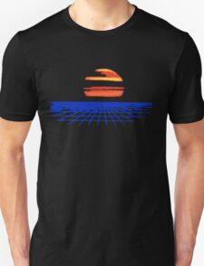 Digital Sunset T-shirt Unisex T-Shirt