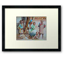 """Motherhood"" Framed Print"
