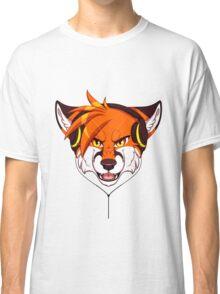 Headphone Fox Classic T-Shirt