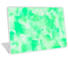 Lovely abstract art watercolor pattern. Laptop Skin