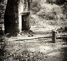 POW WW2 camp, Jarrahdale by nadine henley