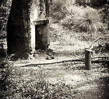 POW WW2 camp, Jarrahdale by nadine henley