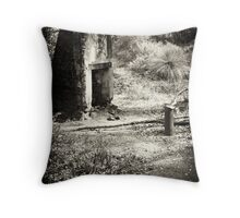 POW WW2 camp, Jarrahdale Throw Pillow