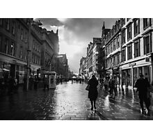 On Buchanan Street Photographic Print