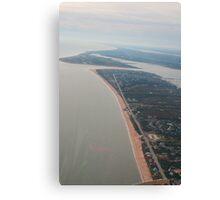 The Florida Coast (St. Augustine) Canvas Print
