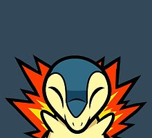 Cyndaquil by Pepooni