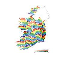 Ireland said YES! Photographic Print