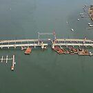 The Bridge Of Lions-St. Augustine Florida by Dana Yoachum