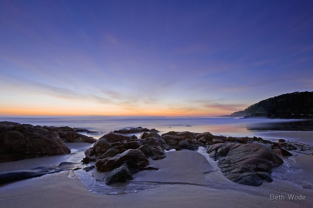 Coolum Cove by Beth  Wode