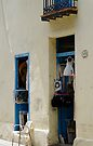 Art & gift shop, Havana, Cuba by David Carton
