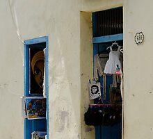 Art & gift shop, Havana, Cuba by buttonpresser