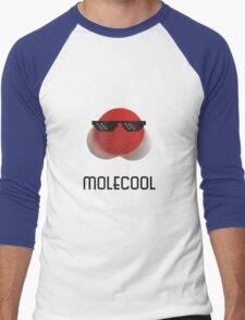 Molecool Men's Baseball ¾ T-Shirt