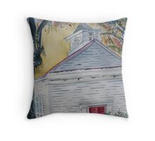 Sunrise in Micanopy, FL  Throw Pillow
