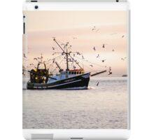 Maritime Heritage iPad Case/Skin