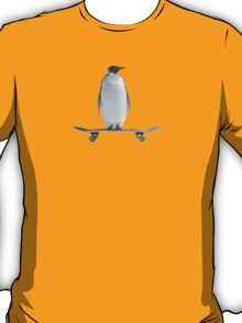 Penguin Skateboard T-Shirt