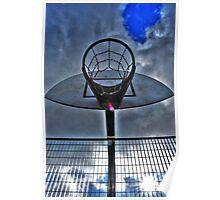 Hoops Heaven Poster