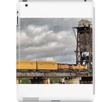 Crossing the River iPad Case/Skin