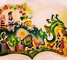 Romanian Traditional Story by MonaEliza