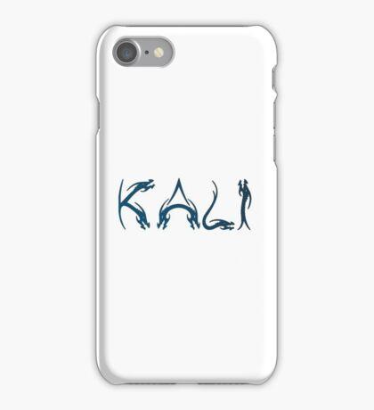 Kali Linux. iPhone Case/Skin
