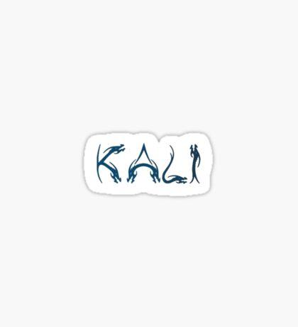 Kali Linux. Sticker