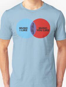 Music i used to like T-Shirt