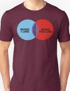 Music i used to like T-Shirt