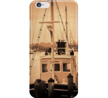 Maritime Preservation iPhone Case/Skin