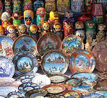 Russian souvenir by pisarevg