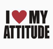 Ice Cube - I love my attitude by dreamtee