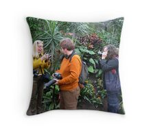 Yool, Anne-Marie and Gili Throw Pillow