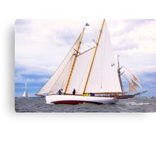 Maritime Speedster Metal Print