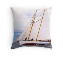 Maritime Speedster Throw Pillow