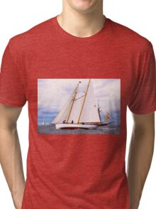 Maritime Speedster Tri-blend T-Shirt
