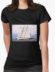 Maritime Speedster Womens Fitted T-Shirt