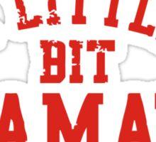 Mean Girls – A Little Bit Dramatic Sticker